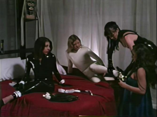 BDSM Latex Femdom Latex Fetish Ivy Manor vol.5 Teachers Pet