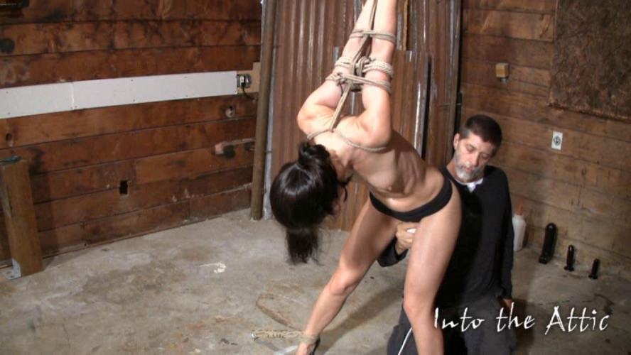 BDSM Into The Attic Magic Mega Wonderfull Sweet Vip Collection. Part 5.