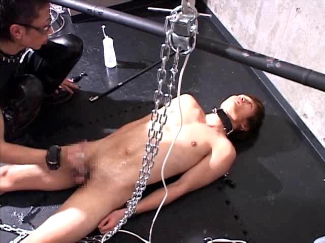 Gay BDSM Purgatorial Confinement Apocalypse 1