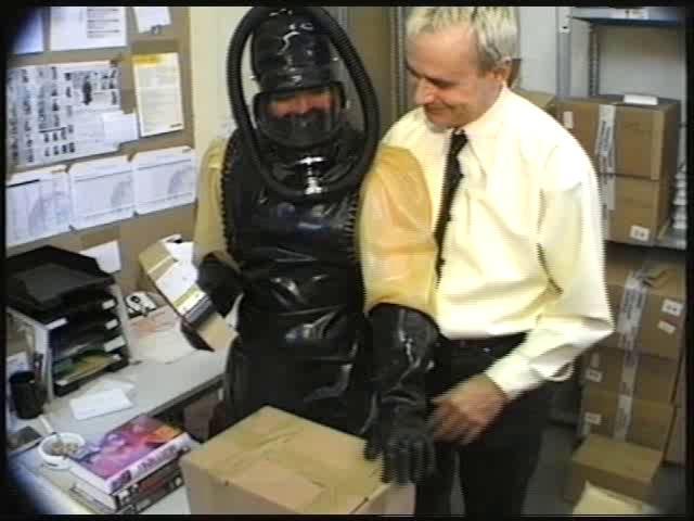 BDSM Latex Marquis - Rubber Company