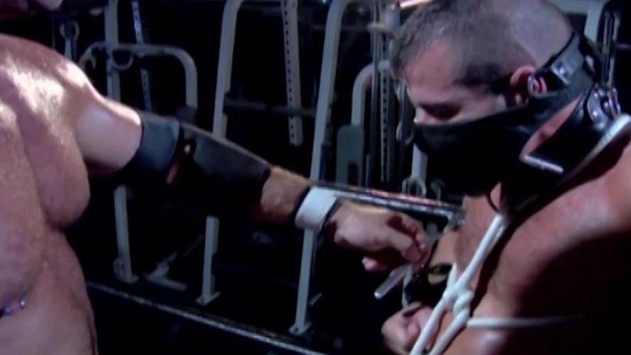 Gay BDSM Wrestling Steel part 3 1080p