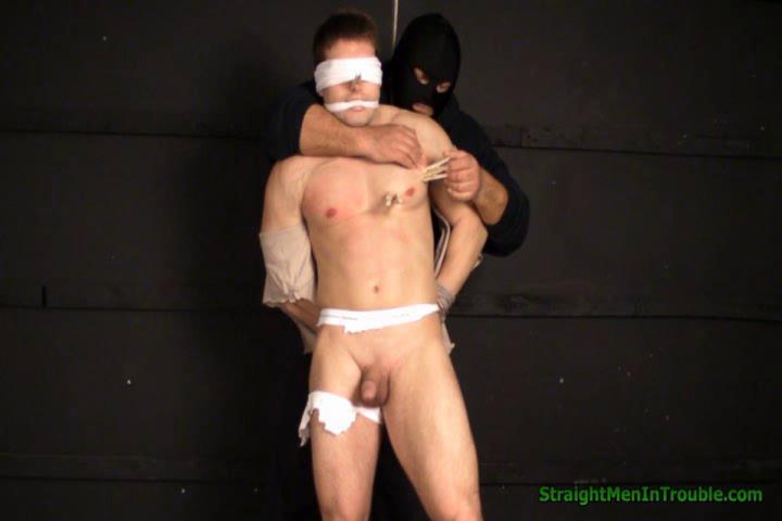 Gay BDSM Muscle Frat Stud - Part 4