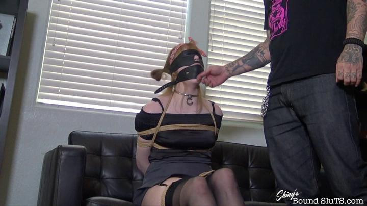 BDSM ShinysBoundSluts - Jessica Doll - The Reformatory Part 1