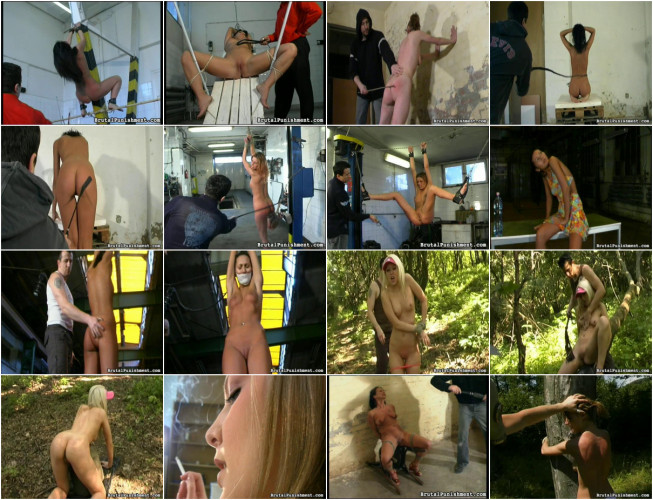 BDSM The Best Sweet Vip Hot Collection Brutal Punishment. Part 1.