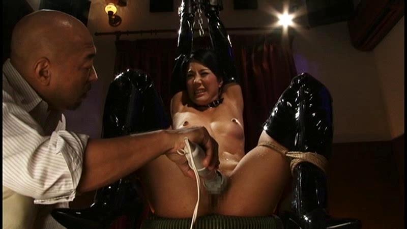 Asians BDSM Hot Katase Hitomi Punished & Fucked Hard