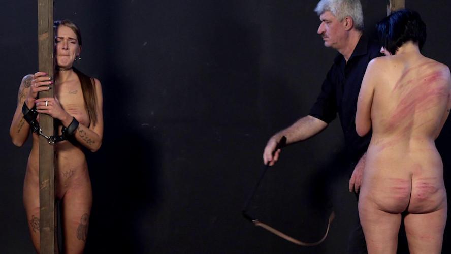 BDSM The Competition - Roxana vs. Fatima Part 3