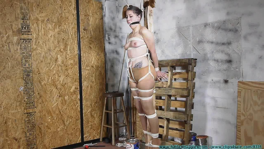 BDSM Penny Post Tied - Part 2