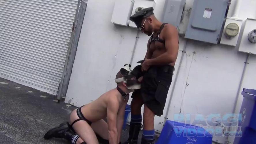 Gay BDSM BiaggiVideos - Puppy - Antonio Biaggi & Trit Tyler
