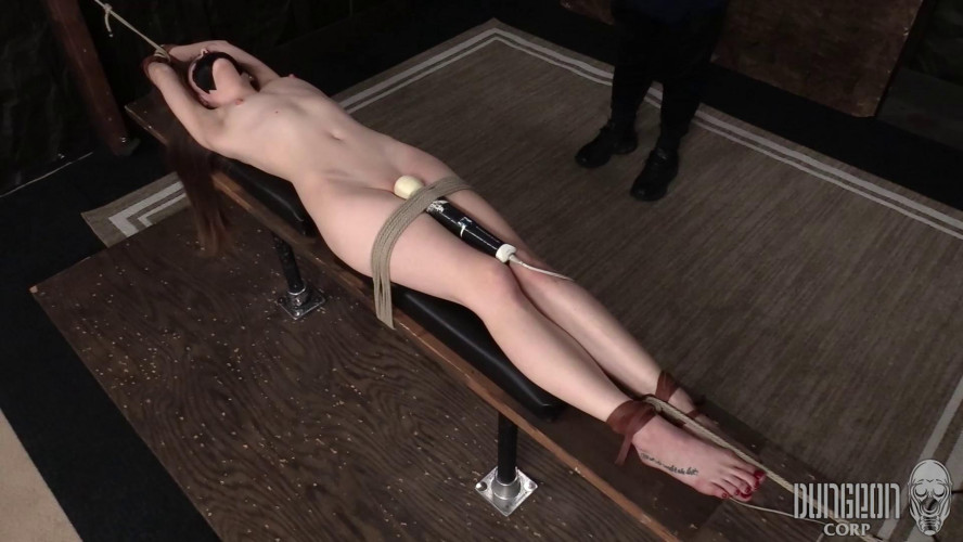 BDSM DungeonCorp - Nervous Ziva