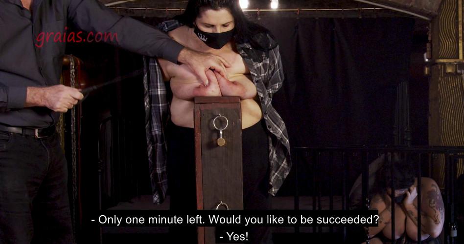 BDSM Tatiana Debut - Part 02