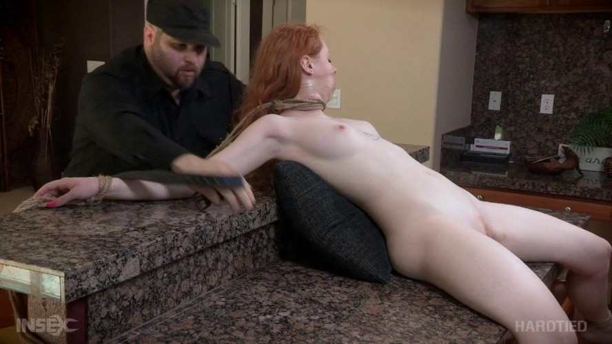 BDSM Rough Humiliation For Ruby Red