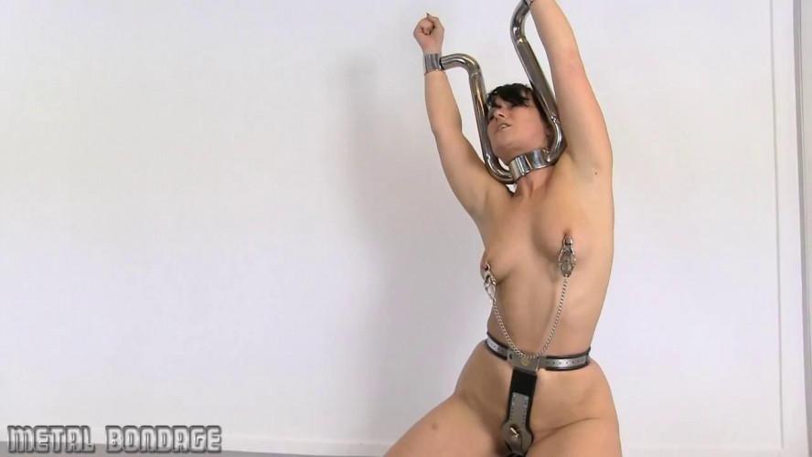BDSM Yvette Costeau in the Ballet Stocks