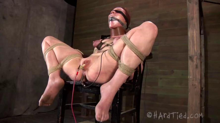 BDSM HardTied Maggie Mead Rosebud