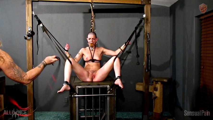 BDSM Harsh Discipline Pussy Whipping - Abigail Dupree
