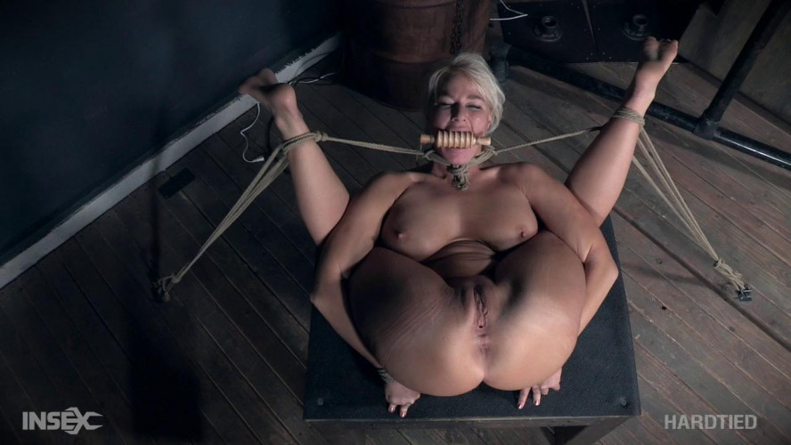 BDSM Six bondage positions for amazing London River