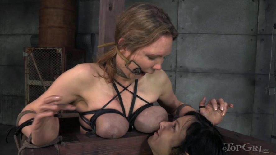 BDSM Rain DeGrey Toying with Rain