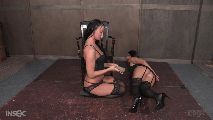 BDSM Sexy India Summer Dominated By London River