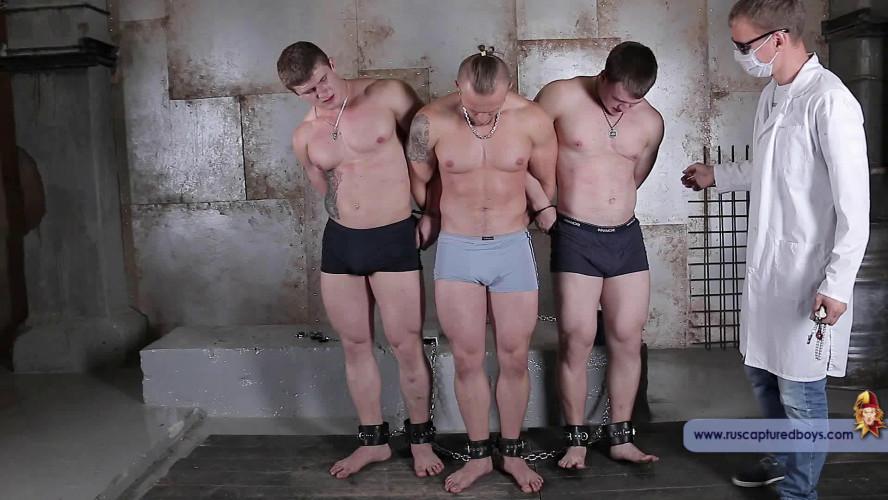 Gay BDSM Car Thieves Part Three (2016)