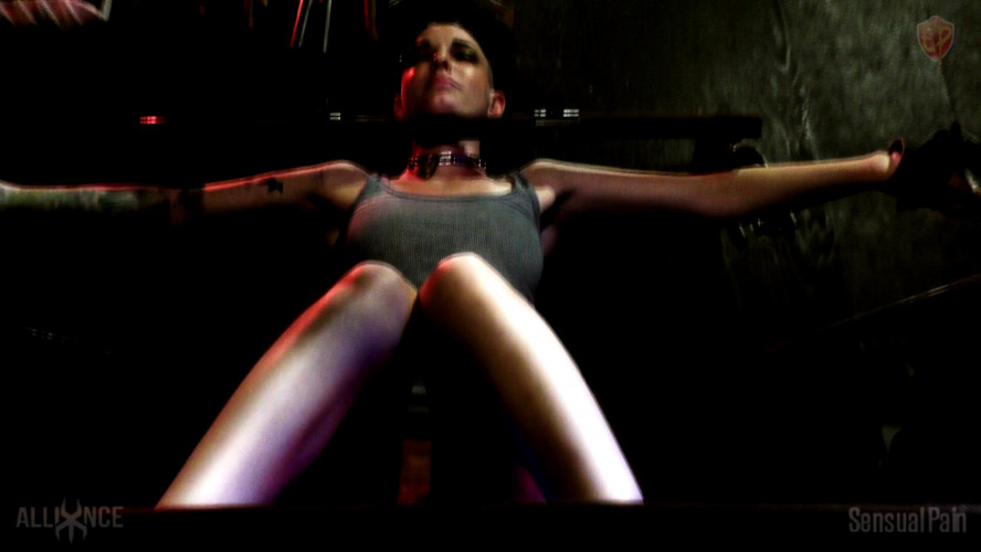 BDSM Abigail Dupree Mad Restrained Insexual Slave EroFM-006