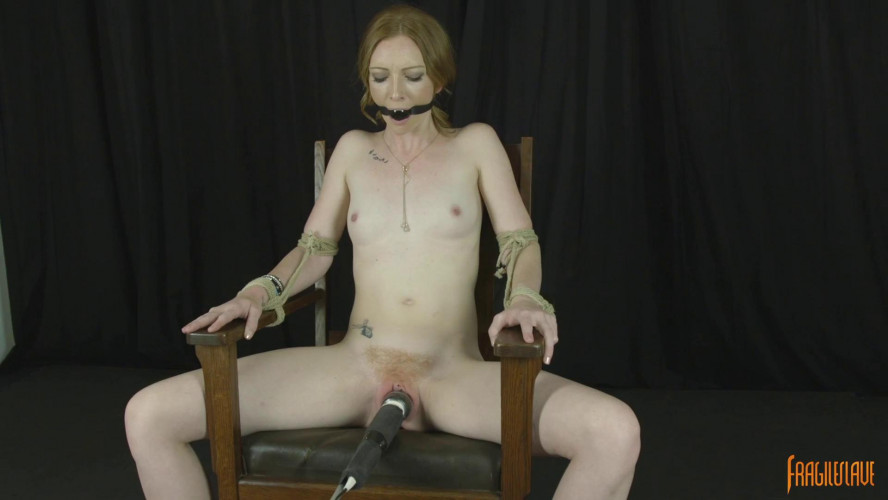 BDSM Lady in Red