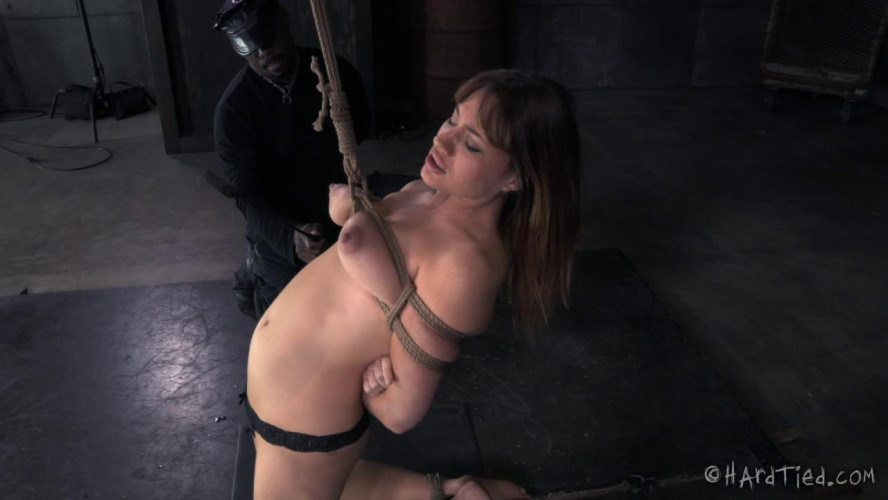 BDSM HT - A Rope Slut - Jessica Ryan and Jack Hammer - HD