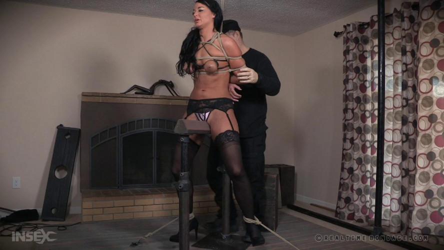 BDSM Bondage Weekend With London River