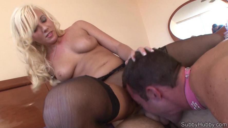 Femdom and Strapon Kelly Bundy - Please Fuck My Girlfriend - MiniMovie
