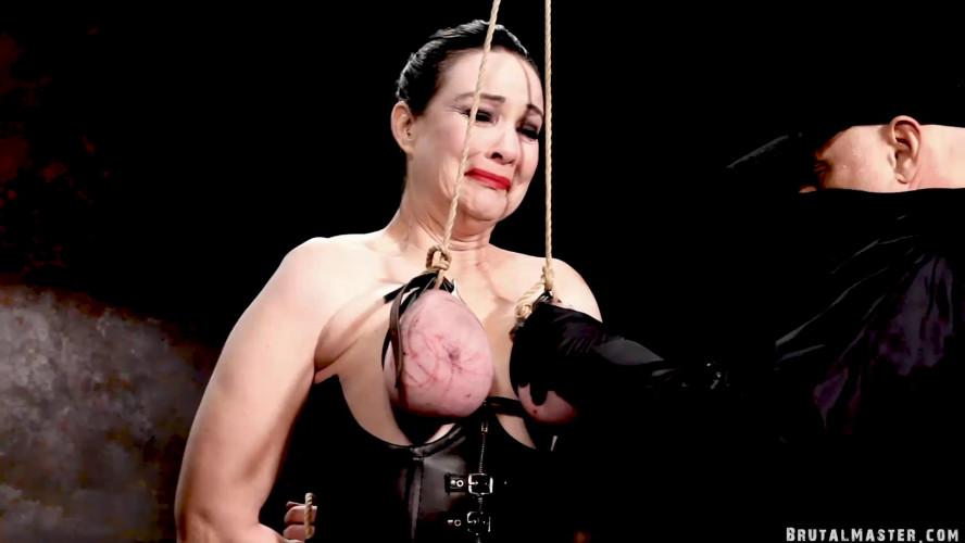 BDSM Filth Skewered Bull whipped Destroyed