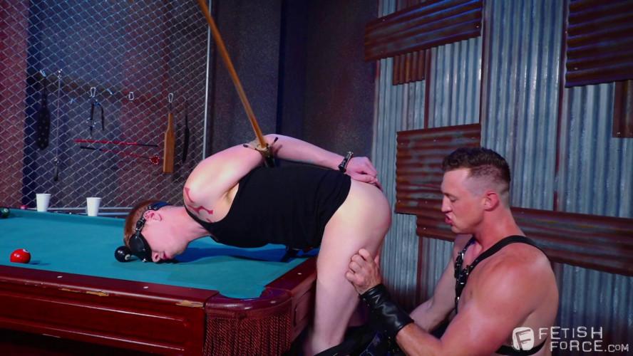 Gay BDSM Fetish Bar, Scene #01 (Pierce Paris, Lain Kross)