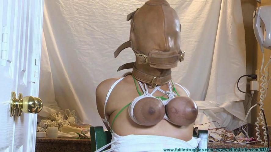 BDSM Ellen tit torture custom part 3 - HD 720p