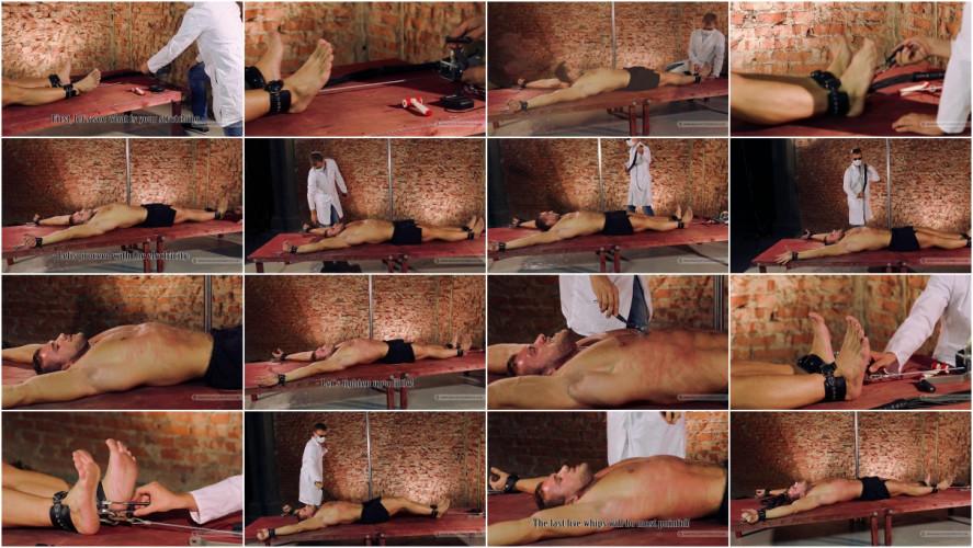 Gay BDSM Resale of Bodybuilder Roman - Part II