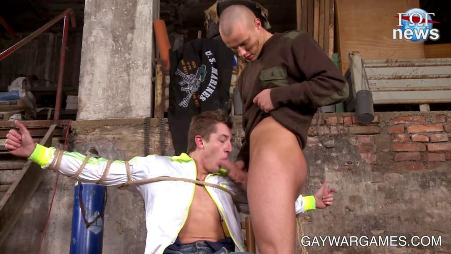 Gay BDSM Live Coverage - part 02