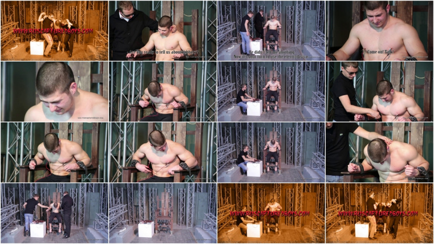 Gay BDSM RusCapturedBoys - Young Offender Pavel - Part II