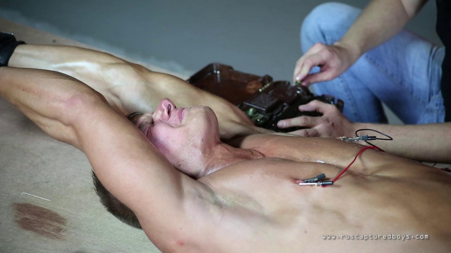 Gay BDSM Favourite Pain Slave Pavel - Part II