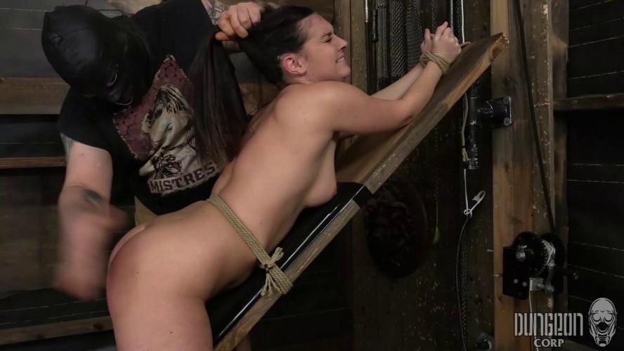 BDSM Brittany Shae pushing Brittany
