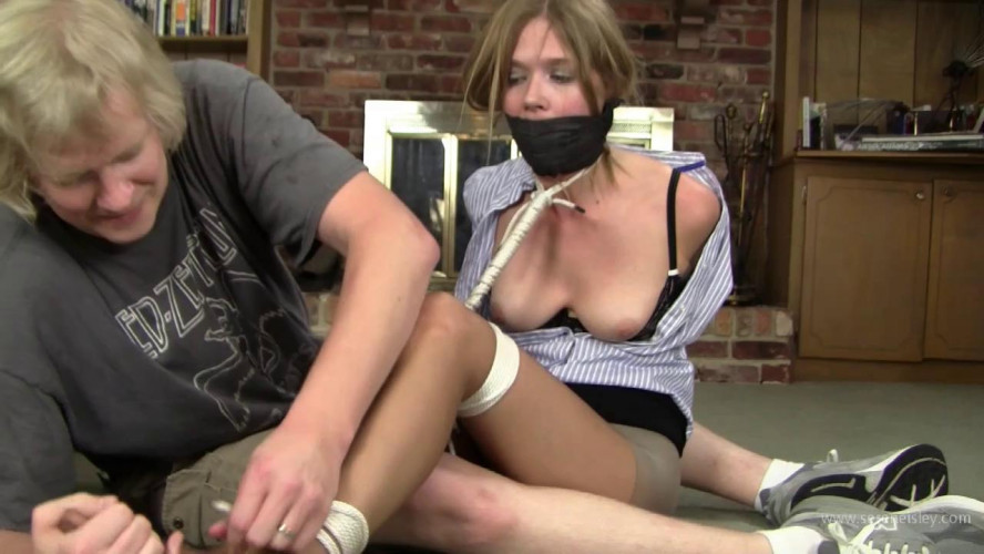 BDSM Star Nine: Ambushed at Home and BallTied