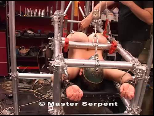 BDSM Tg2Club video of Model Juggs video Part juv70