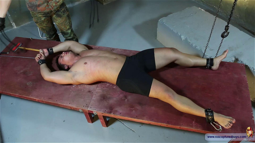Gay BDSM Pain Experiment with Athlete Part Two (2016)