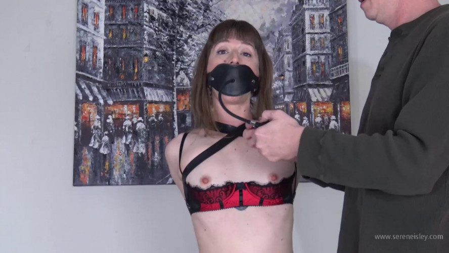 BDSM AJ Marion - Bondage Photoshoot Gone Wrong