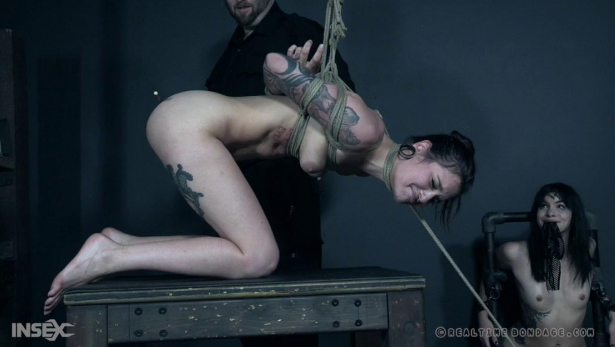 BDSM Luna Lovely & Eden Sin Enjoy Humilation