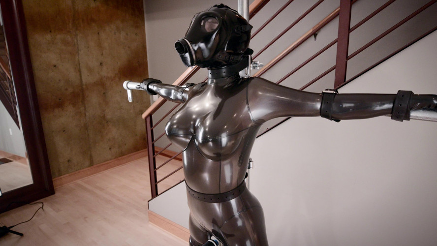 BDSM Latex Pipe dream