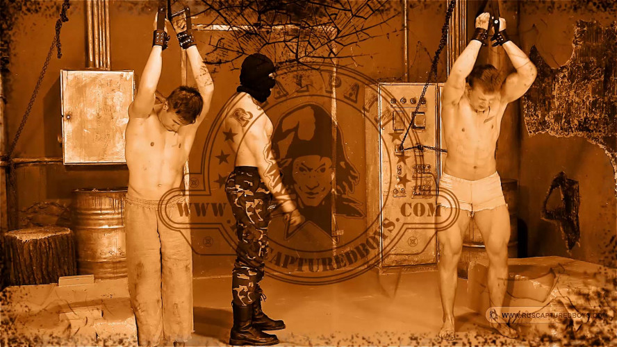 Gay BDSM Must be in captivity part 5