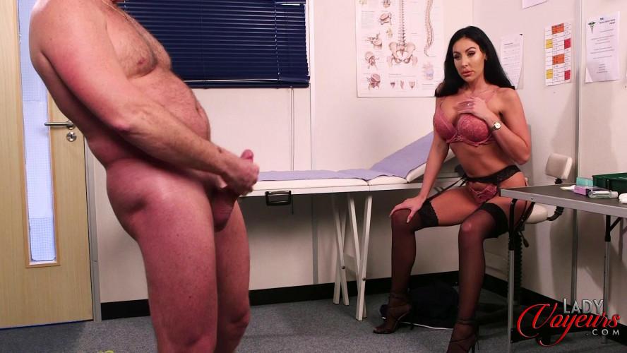 Femdom and Strapon Lady Voyeurs Porn Videos pt2