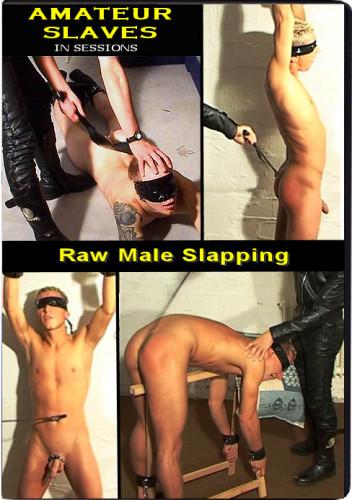 Gay BDSM Raw Male Slapping DVD