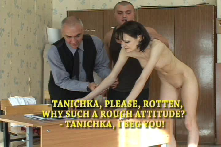 BDSM Discipline School in Russia