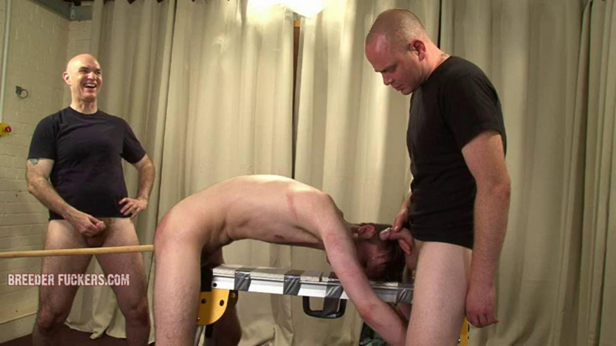 Gay BDSM Craig- Face covered in piss