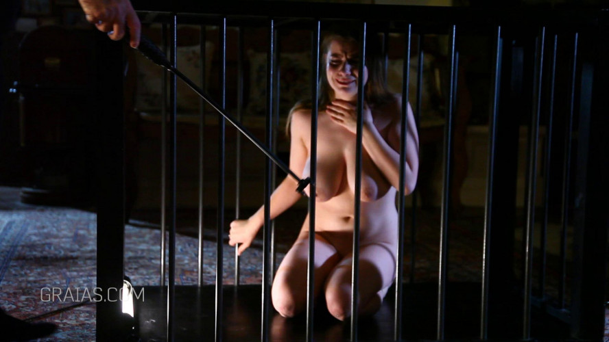 BDSM Alice, The Cage Fighter Part 1