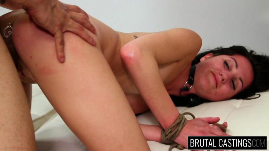 BDSM Brutal Castings - Renee Roulette
