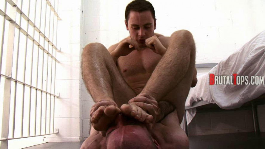 Gay BDSM session_132 (Your Mouth Is My Jail Cell Sweat Dump)
