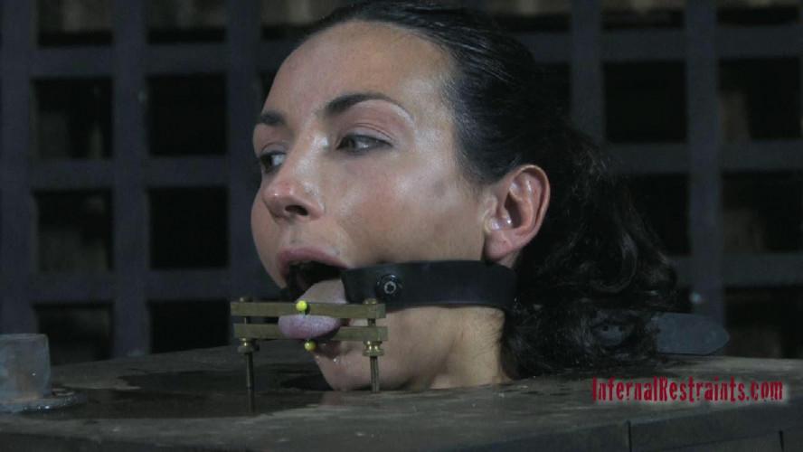 BDSM IR  Bitch in a Box - Wenona